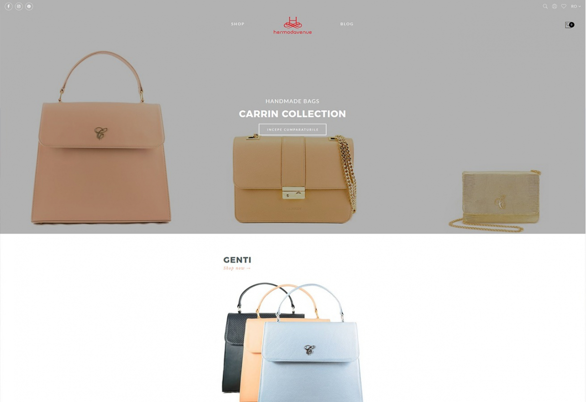 Fashion Online Shop - Accessories & Shoes - Hermodavenue