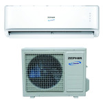 Aparat de aer conditionat Zephir, MI-12SCO5, Inverter, 12.000 BTU, Clasa A++, Filtru Cold Catalist, Auto restart, Mod Turbo, Domeniu larg de operare, Display ascuns
