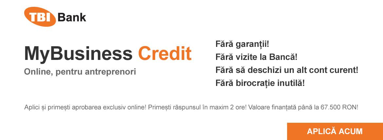 Dobanzi credite nevoi personale