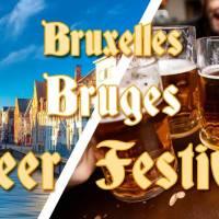 Weekend Bruxelles & Bruges - Festival de la Bière - PROMO 79,9€