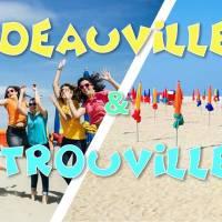 Plage Deauville & Trouville - LONG DAY TRIP - super promo