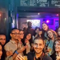 Happy Paris & WeDiscover • Pub Crawl • Promotion 2€ for girls
