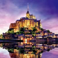 Weekend Mont Saint Michel, Rennes, Deauville & Honfleur