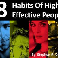 8 Habits of Hightly Effective People (English)