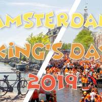 Week-end Amsterdam & King's Day 2019