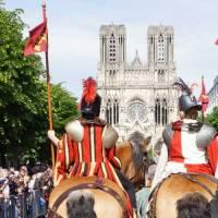 Complet - Excursion Fêtes Johanniques 2019- procession royale Jeanne d'Arc