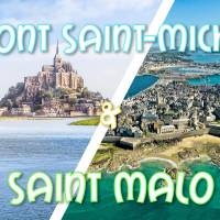 Weekend Mont Saint Michel & Saint Malo