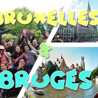 Weekend Bruges & Bruxelles - 29 & 30 juin