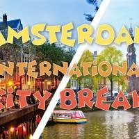 Amsterdam International City-Break | 22-23 février