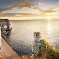 Nouveau ☼ Découverte d'Etretat & Le Bec-Hellouin ☼ DAY TRIP