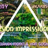 Giverny & Auvers : Excursion Impressionnisme | Monet & Van Gogh - DAY TRIP