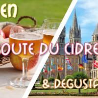 Caen, Beuvron-en-Auge, Route du Cidre & Dégustations 29,9€