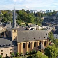 Week-end Luxembourg & Schengen & Echternach & Château de Vianden - 10+11 juillet
