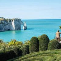 Etretat ☼ Plage & Falaises ☼ LONG DAY TRIP - 27 juin