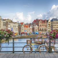 Weekend férié aux Pays-Bas : Amsterdam & Rotterdam & Maastricht