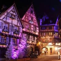 Marché de Noel à Strasbourg & Colmar 27-28 novembre