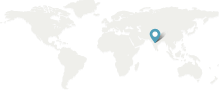 T-Klima Map