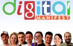 De vorbă cu un brand, Digital Manifest!