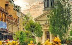 Biserica Albă, monumentul din inima Bucureștiului