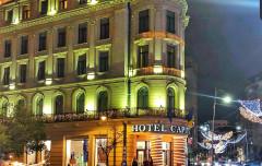 Hotel Capitol, povestea unei clădiri cât istoria