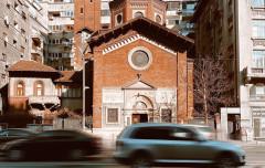 Biserica Italiană de pe Nicolae Bălcescu nr 28