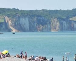 Plage & Découverte de Dieppe en Haute Normandie