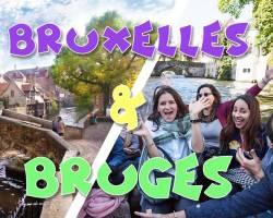 Weekend Bruges & Bruxelles - super promo 79,9€