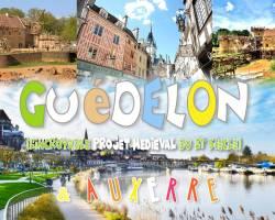 Découverte de Guédelon & Auxerre - DAY TRIP - ultra promo 29,9€