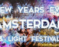 Long week-end New Year Amsterdam & Rotterdam & Light Festival 2020