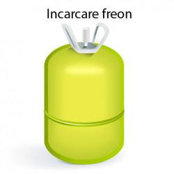 Incarcare freon, aparate aer conditionat 7000-12000 BTU