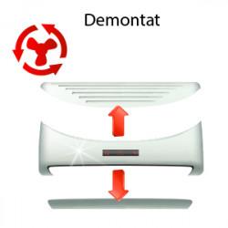 Demontat aparat aer conditionat