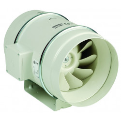 Ventilatoare centrifugale de tubulatura in linie TD MIXVENT -250/100, 240 m³/h, fabricat Spania