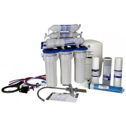Purificator Apa prin Osmoza inversa Aqua cu Pompa Booster RO5P