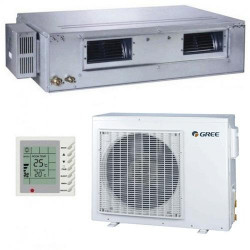 Aer conditionat tip duct inverter 9000 BTU - GFH09K3FI/GUHD09NK3FO