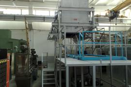 Cuptor Calire Aluminiu Aviatie