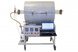 Cuptor Tratament In Atmosfera Controlata In Tub Cuart