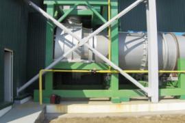 Incinerator  rotativ IEV1000