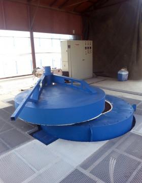 Cuptor Electric Vertical