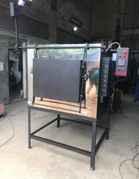 Cuptor  industrial tratamente L400X400X500