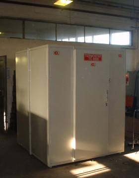 Termostat-camera tip incubator  4000l