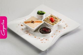 aperitive mediteraneene