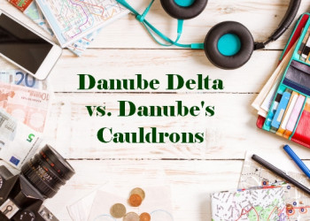 Make your choice: The Danube Delta or The Danube's Cauldrons?