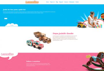 Portofoliu Aplicatie management sistem de productie - Lemniko