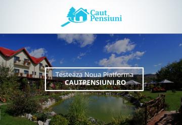 Portofoliu Platforma Online de Promovare Pensiuni si Hoteluri – Cautpensiuni.ro