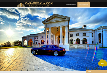Portofolio Web & Mobile Application for listing and promoting Real Estate Ads - Casa Regala