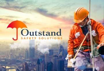 Portofolio Presentation Website of Services and Protection of Work Company - Outstand Safety Solutions