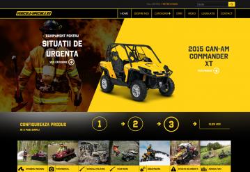 Portofoliu Platforma Comercializare ATVuri