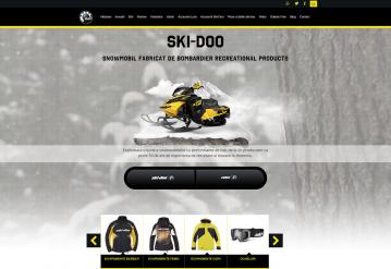 Portofoliu Platforma Comercializare Snowmobile
