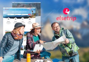 Portofoliu Elsetrip - Platforma Web si Website pentru listarea si promovare unitati de cazare