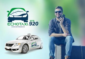Portofoliu Echo Taxi - Aplicatie Mobile de client si sofer pentru comenzi Taximetrie